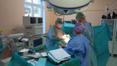 Levočská nemocnica zaviedla novú operačnú metódu v urológii