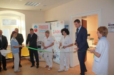Levočská nemocnica otvorila zrenovované očné ambulancie