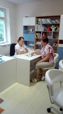 Logopéd pomáha pacientom z neurologického a rehabilitačného oddelenia
