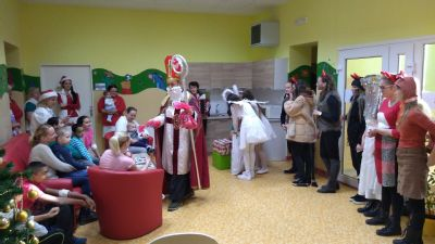 Advent v levočskej nemocnici