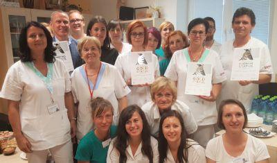 Levočská nemocnica získala medzinárodné ocenenie