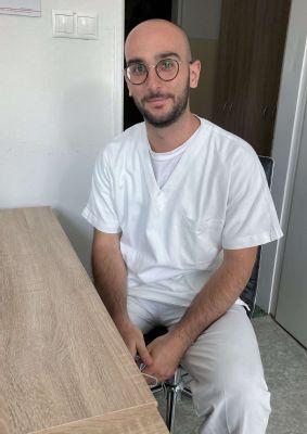 Lekár Carlo Schiavano (29) – z Talianska priamo do levočskej nemocnice