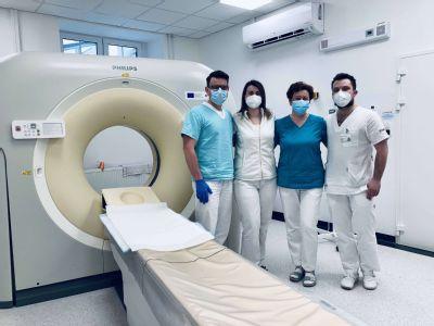 Levočská nemocnica má špičkové vybavenie Rádiodiagnostického oddelenia. Prešlo kompletnou premenou a rekonštrukciou