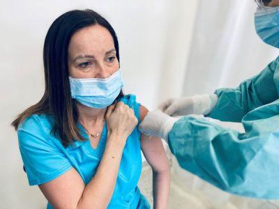 Vakcinačné centrum levočskej nemocnice  bude v prevádzke 2 dni v týždni