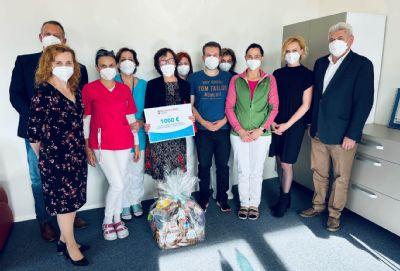 Interné oddelenie levočskej nemocnice získalo  Genersichovú cenu